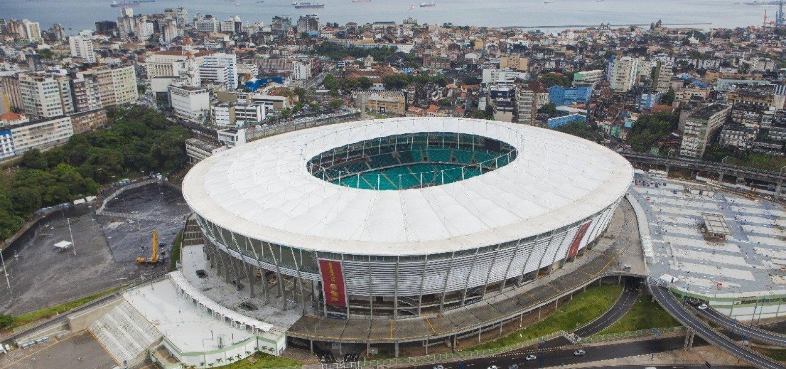 [Metrô e ônibus terão horários ampliados para jogo do Bahia na Fonte Nova]