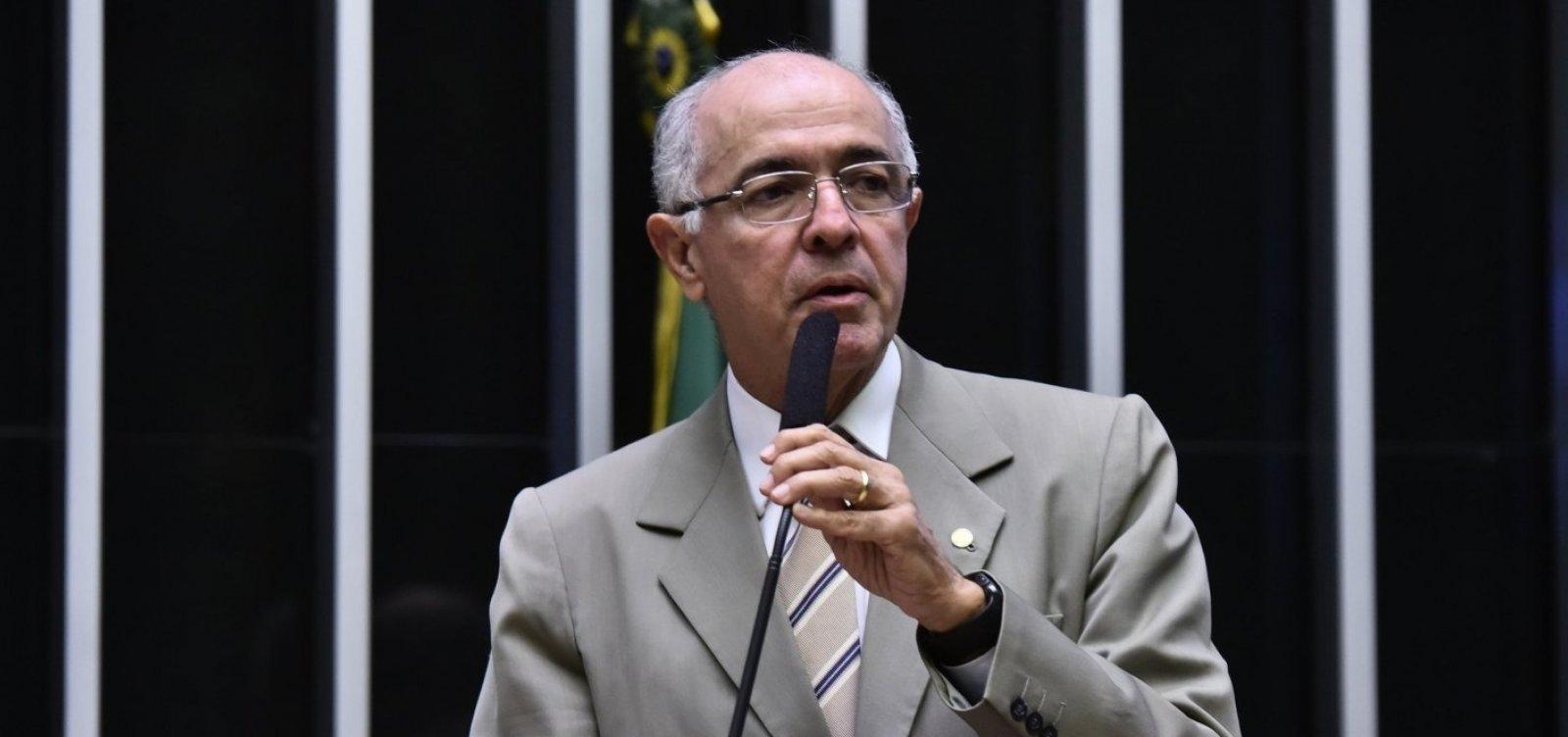 [Ex-deputado Aleluia é nomeado assessor especial do ministro da Saúde]