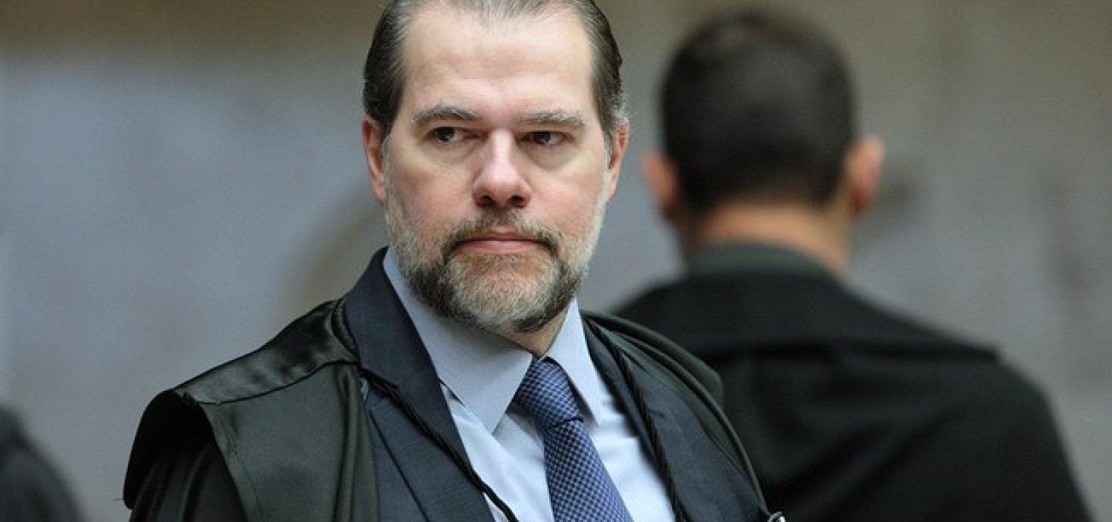 [Juízes e partidos avaliam risco à independência do STF em 'pacto' de Toffoli e Bolsonaro]