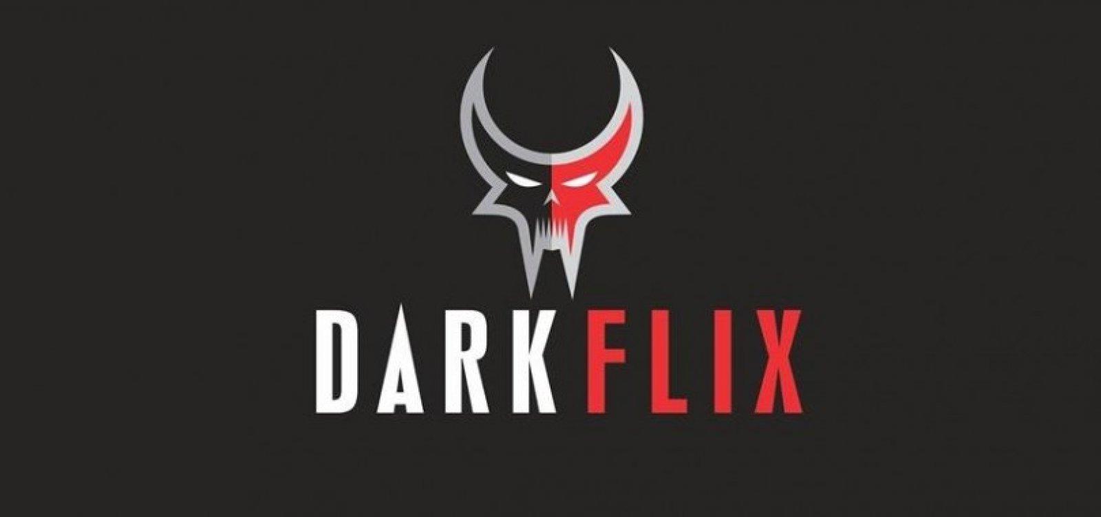 [Brasileiro cria a DarkFlix, uma espécie de Netflix do mal]
