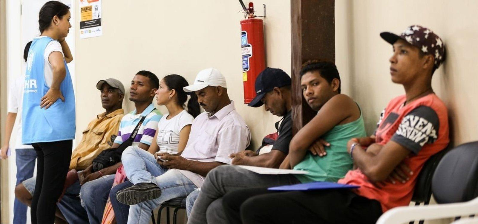 [Mais de 30% dos refugiados no Brasil têm ensino superior, aponta pesquisa da ONU]