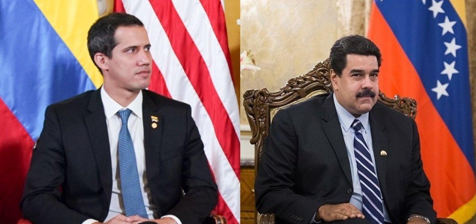 [Encontro entre representantes da Venezuela em Oslo termina sem acordo]