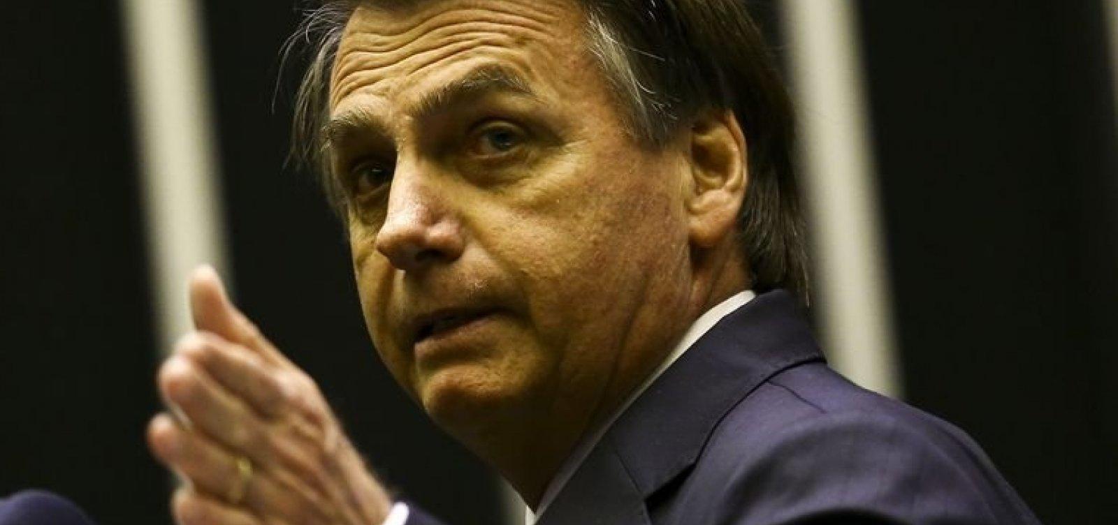 ['Muito próximo do caminho da prosperidade', diz Bolsonaro sobre o Brasil]