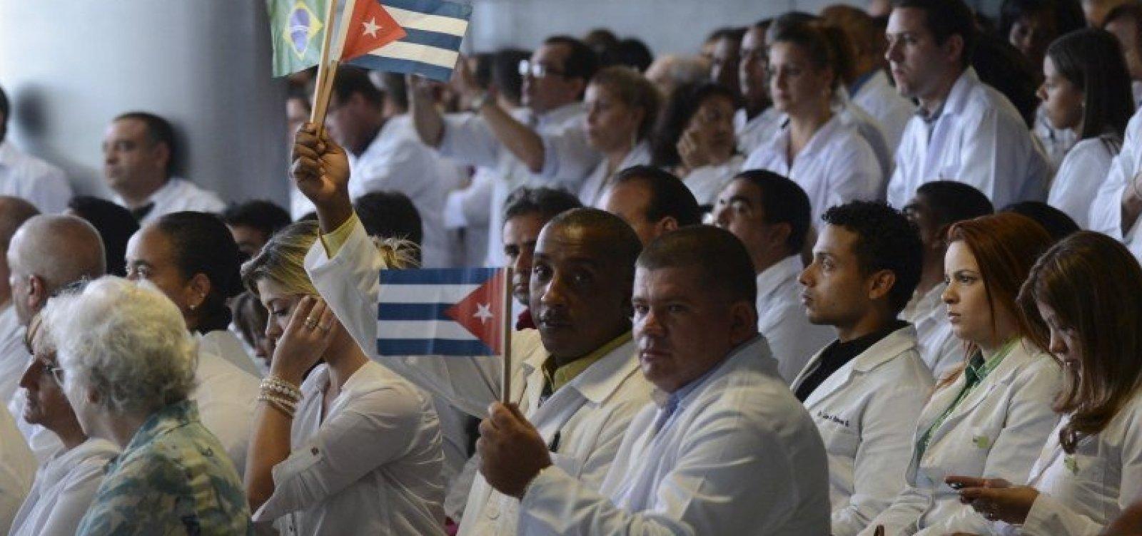 [Ministério deve flexibilizar revalidação de diploma por médicos cubanos]