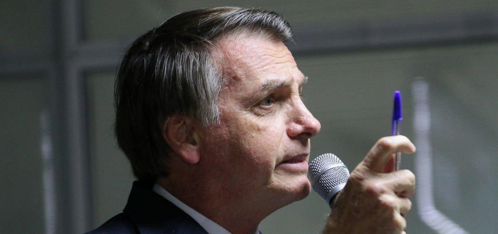 [MP 871 irá economizar cerca de R$ 10 bilhões por ano, diz Bolsonaro]