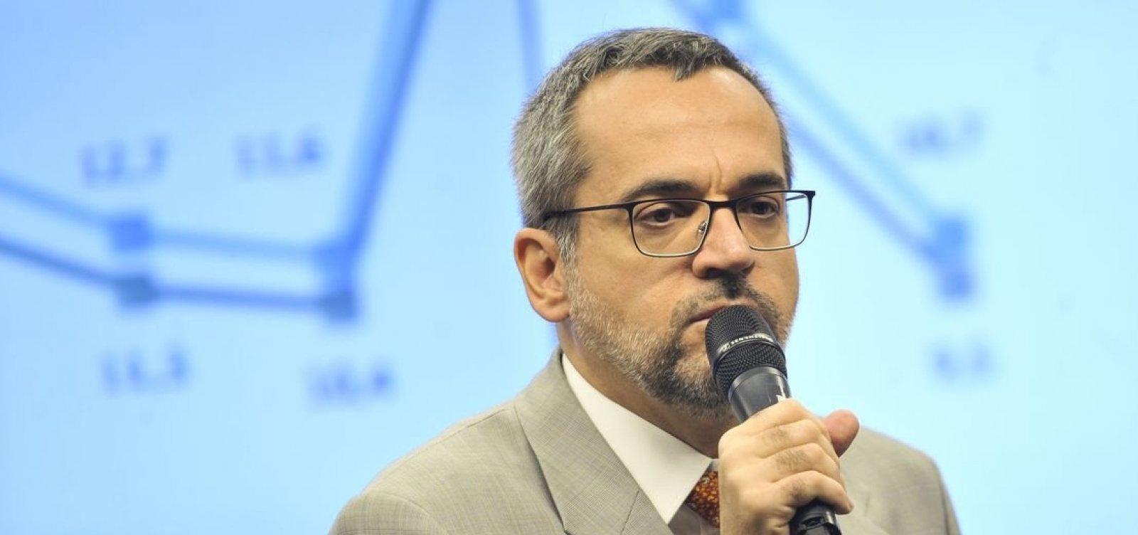 [MPF pede indenização de R$5 milhões ao ministro da Educação]