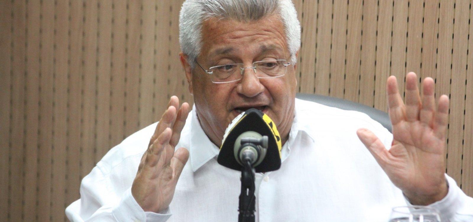 [Bacelar diz que Guedes não tem plano para economia: 'Posto Ipiranga tá falido']