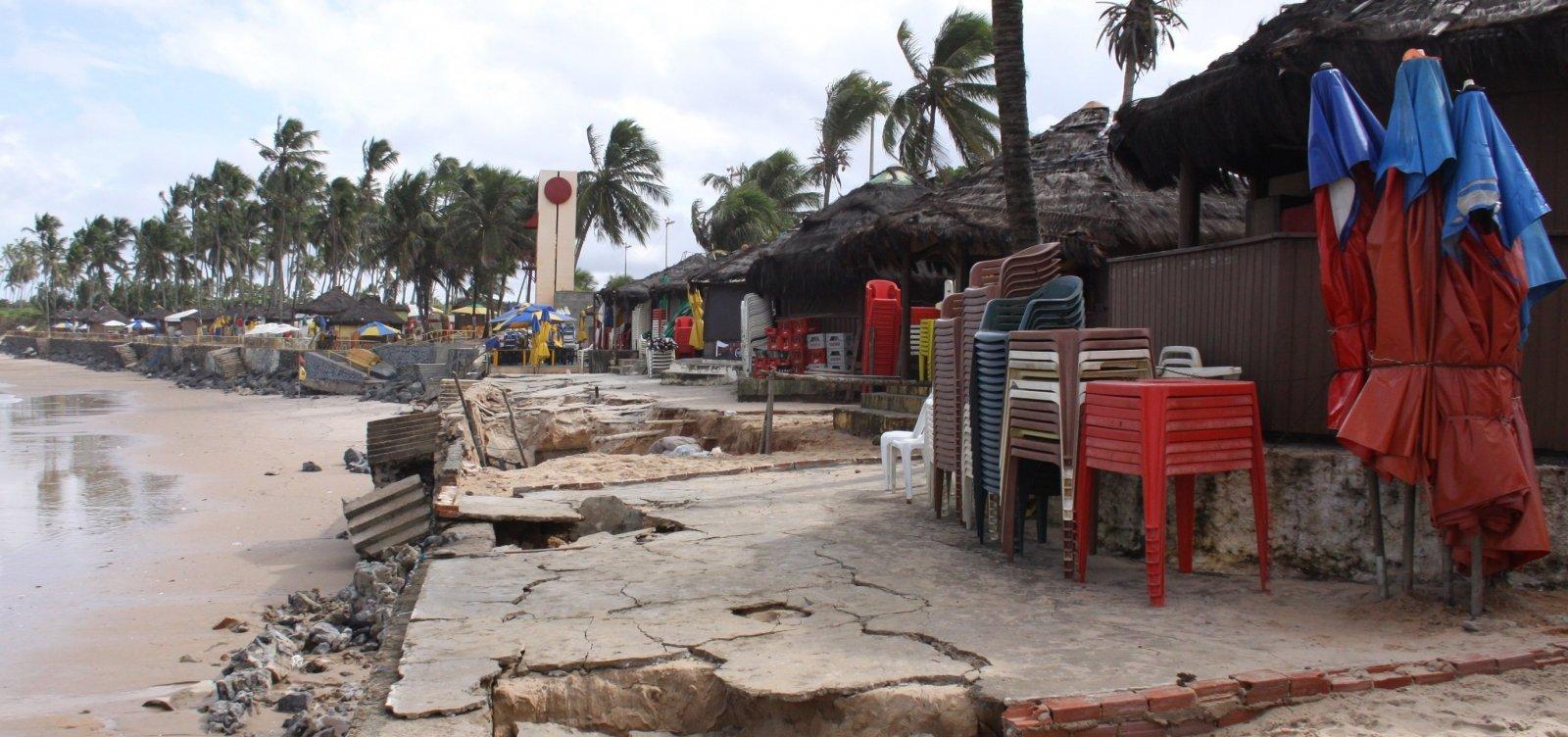 [Prefeitura manifesta desejo para gerir praias de Salvador; medida possibilita retorno das barracas]