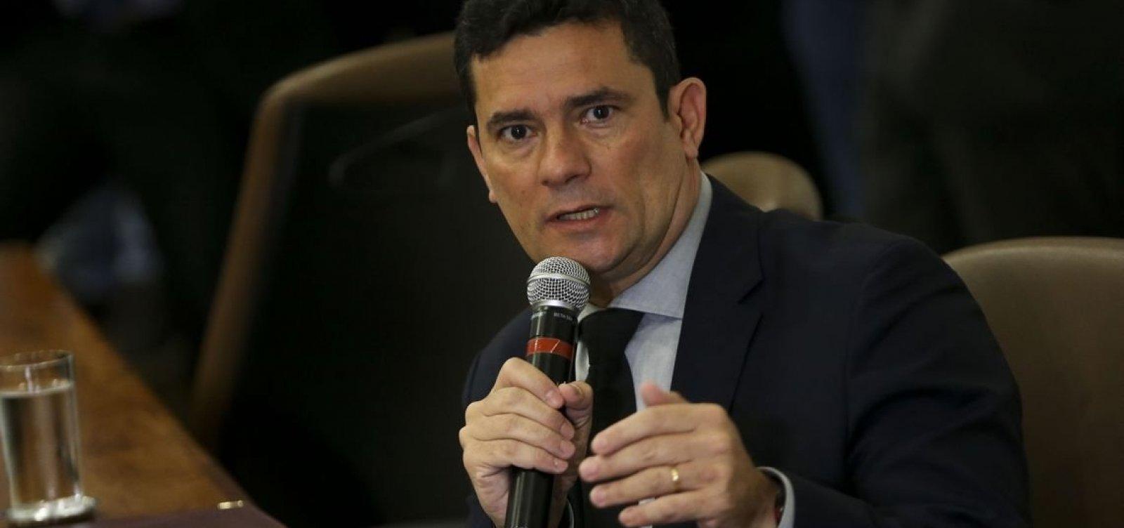 [Deputados podem frustrar pacote anticrime de Sergio Moro]