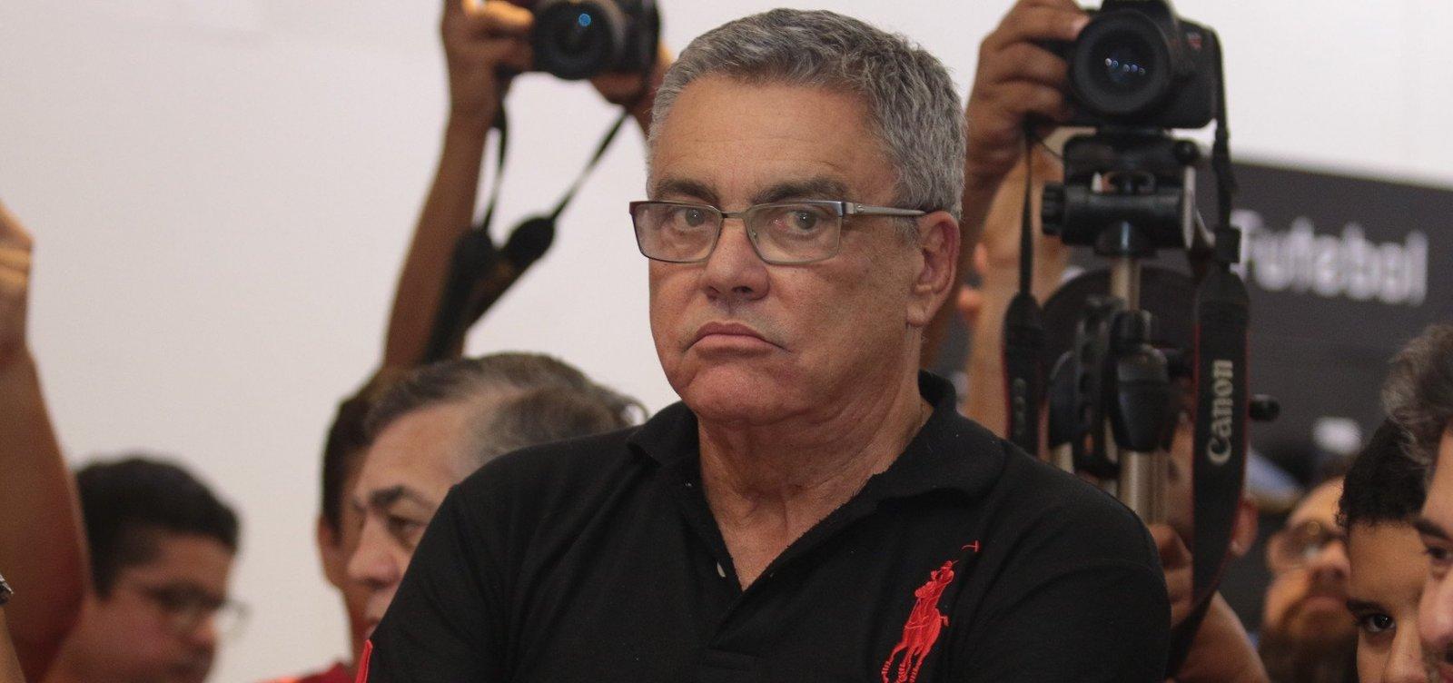 [Paulo Carneiro diz que novos uniformes do Vitória não terão preço popular]