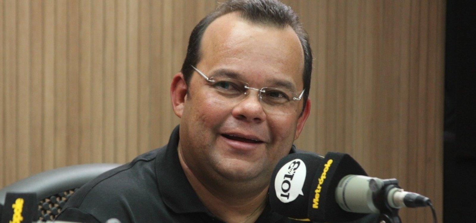 [Geraldo Júnior sugere a ACM Neto medidas para garantir eficácia do Estatuto da Igualdade Racial]