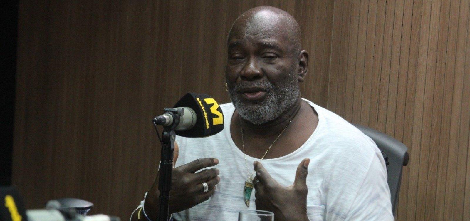 ['As pessoas não dão importância ao holocausto negro', diz Lazzo sobre racismo no Brasil]