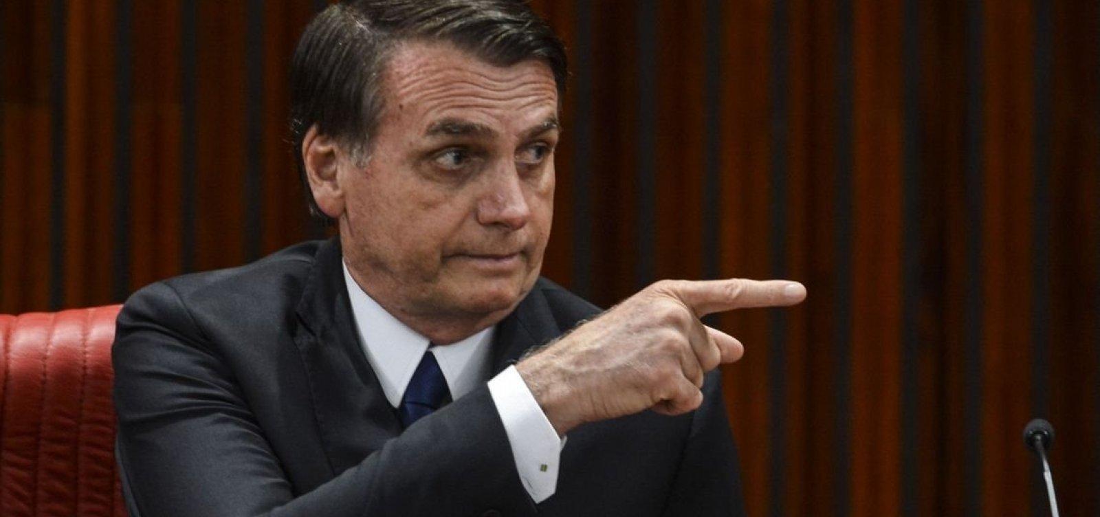 [Bolsonaro perde mais apoio entre eleitor de 2º turno e mulheres, diz pesquisa]