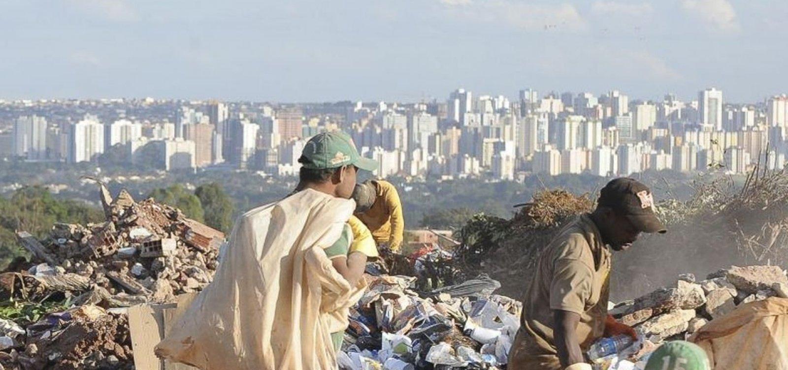 [Ceasas descartam comida suficiente para alimentar estado de Rondônia por um ano]