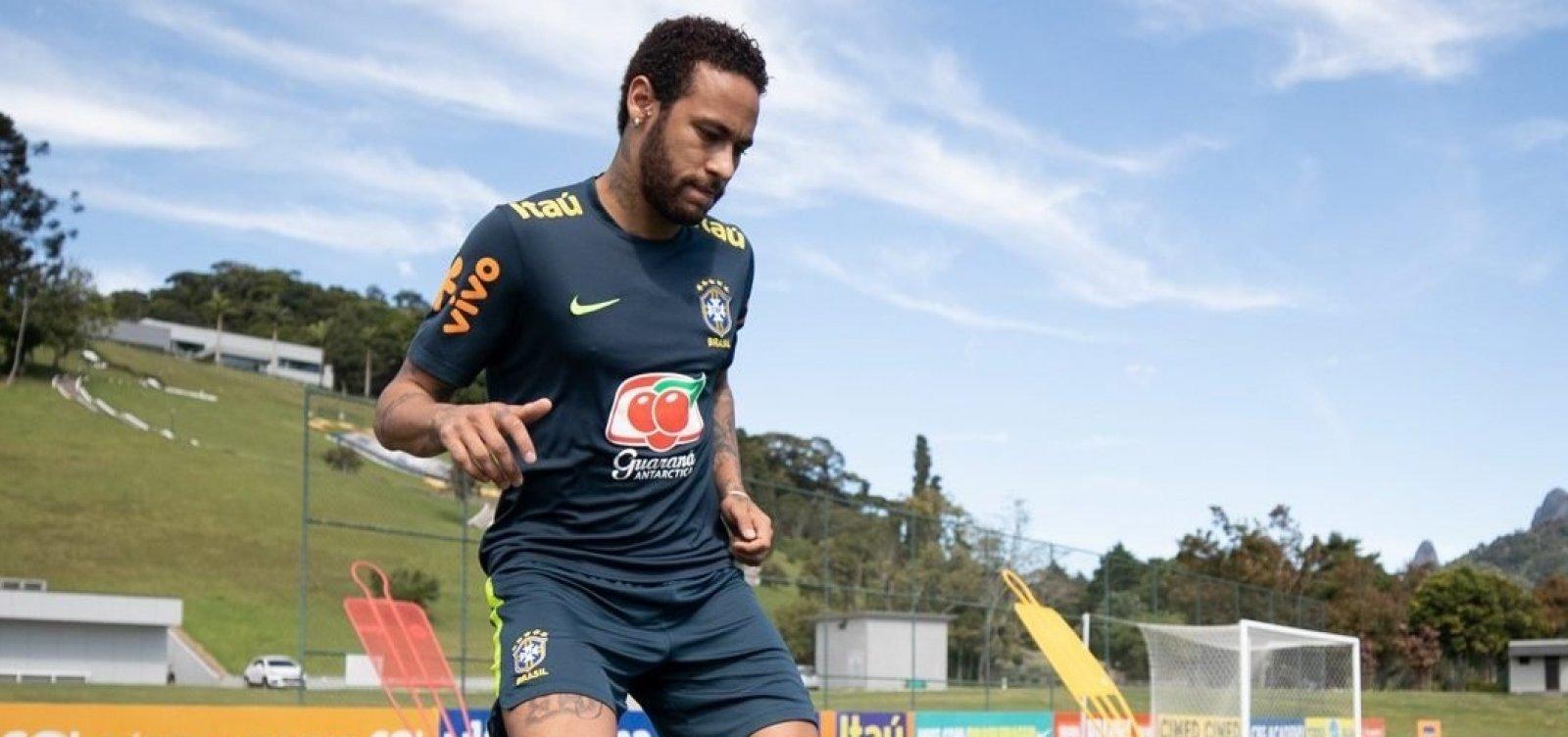 [Polícia Civil do Rio vai investigar Neymar por divulgar fotos íntimas de mulher ]