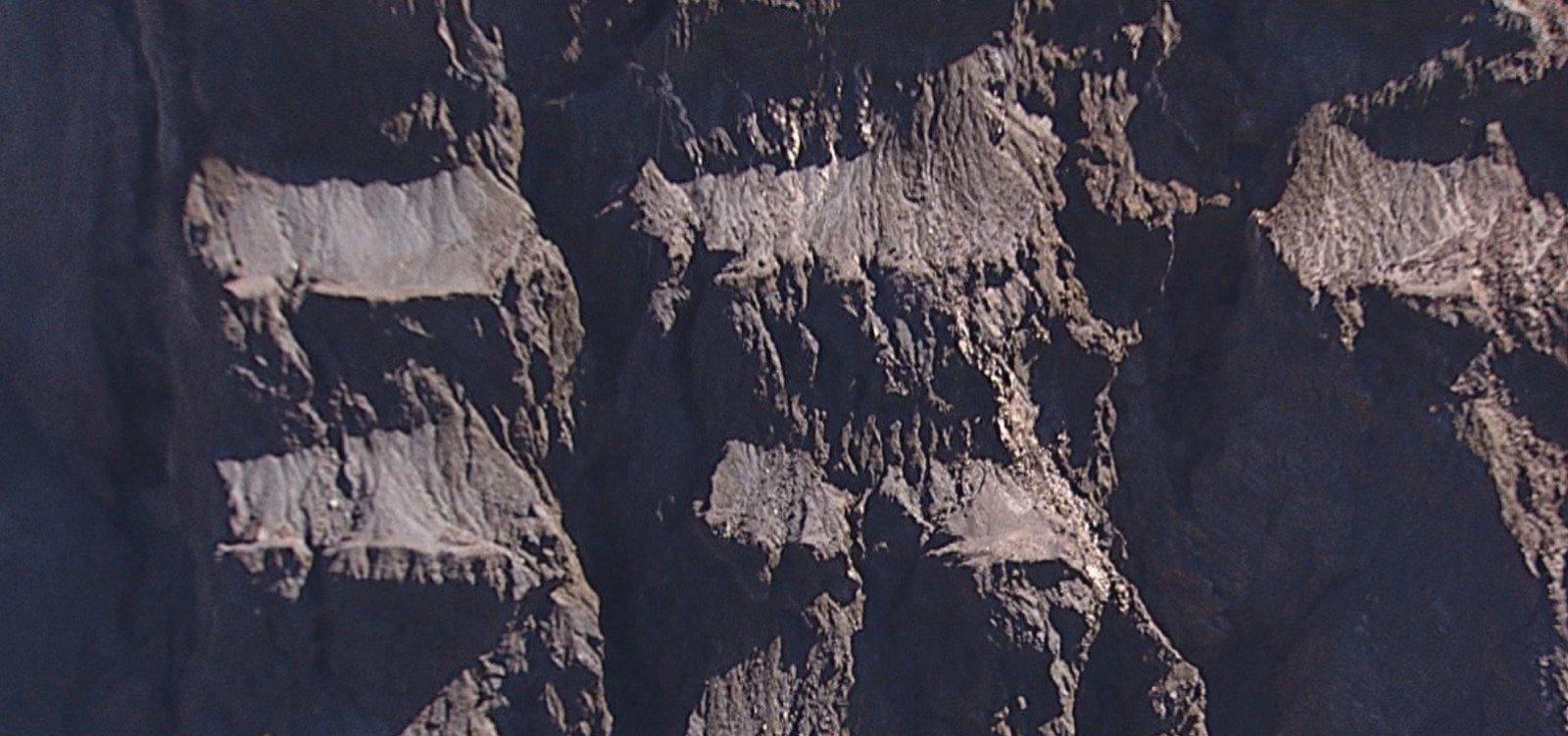 [Talude de mina da Vale em Barão de Cocais se movimenta 42,4 cm por dia]