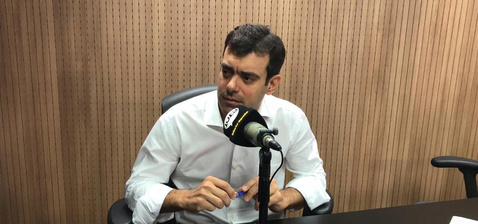 [Tiago Correia quer disputar prefeitura de Salvador: 'Tem eu também']