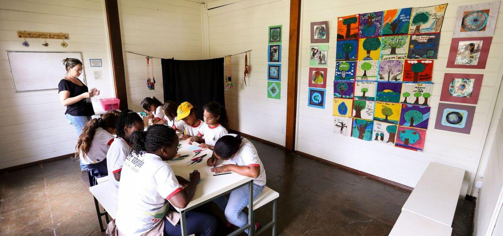 [Frequência escolar de beneficiários do Bolsa Família chega a 90,31%, segundo o MEC]