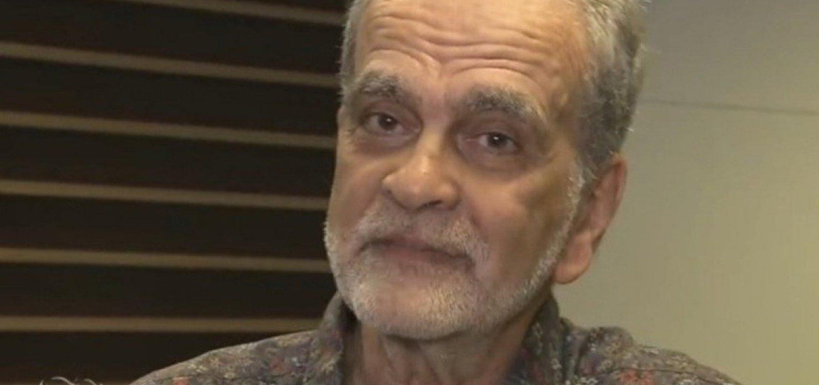 [Doente desde 2017, Maurício Kubrusly é dispensado pela Globo]