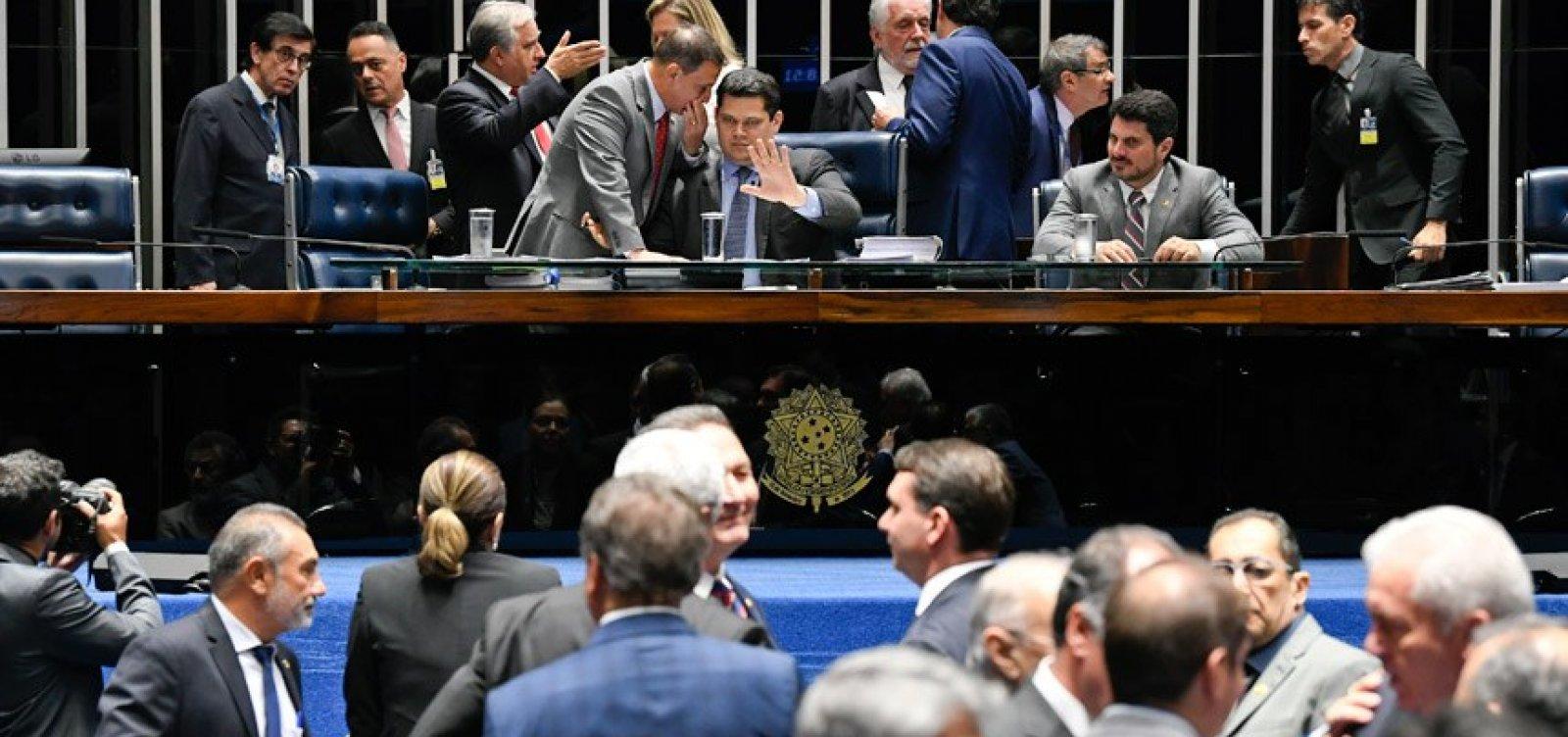 [Senado aprova MP de combate a fraude no INSS; baianos votam contra]