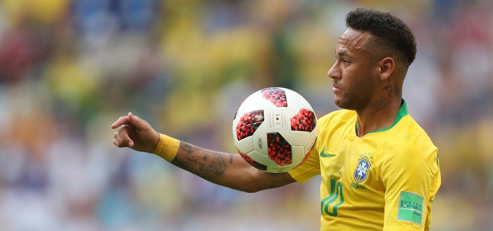 [Neymar vai alegar que não quis expor jovem ao divulgar fotos, diz coluna]
