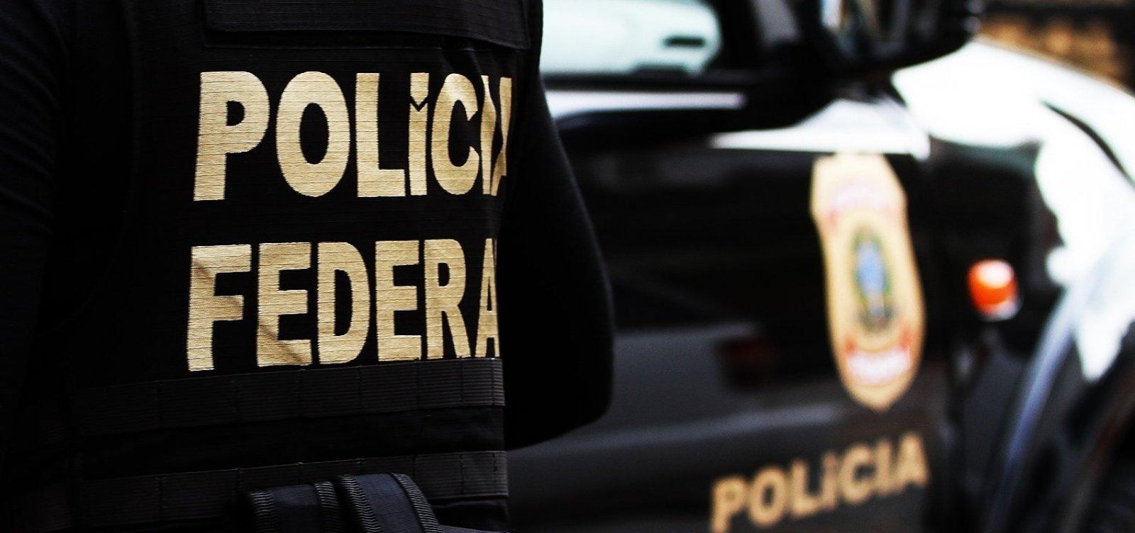[PF de São Paulo realiza operação de combate a crimes cibernéticos]