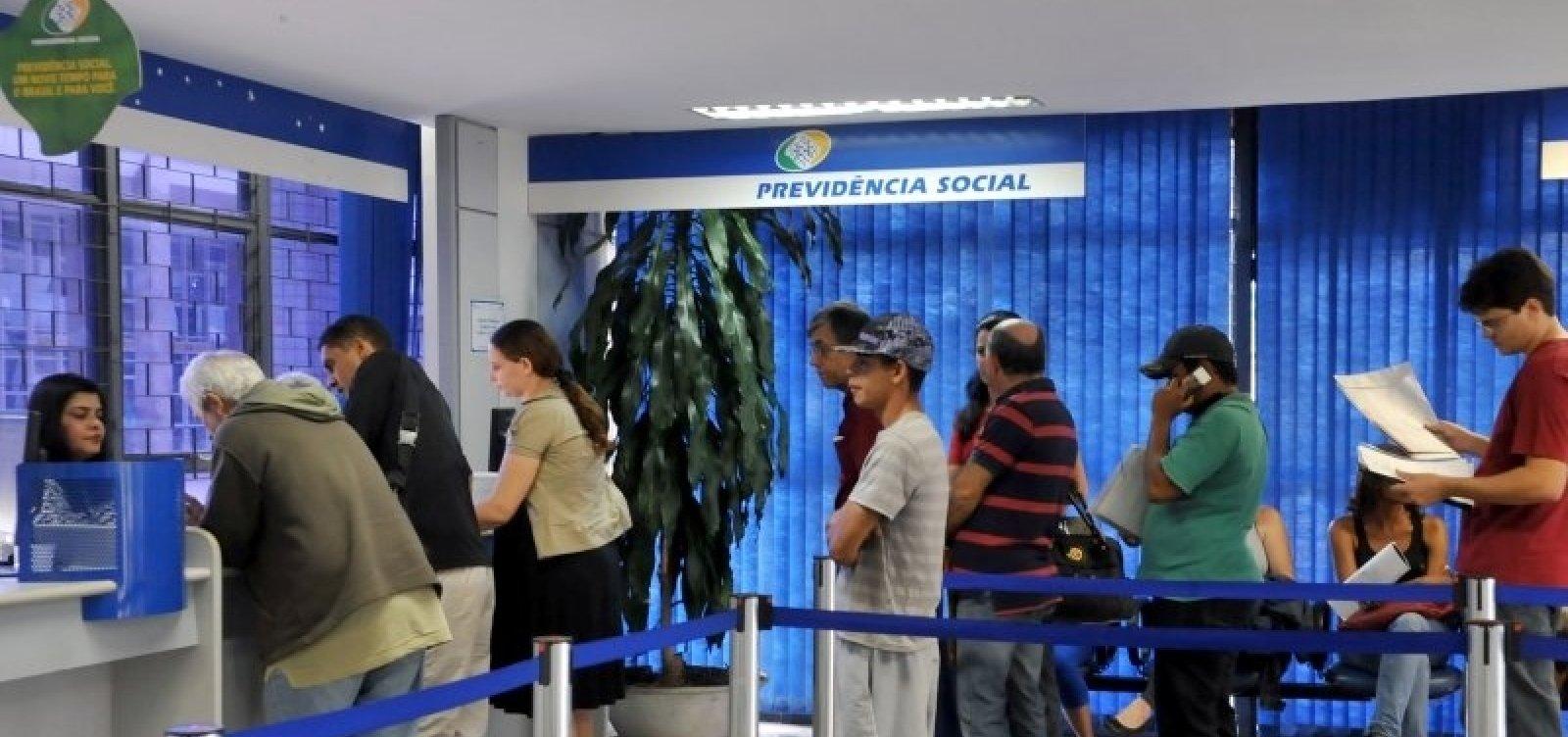 [Governo estuda retirar a Bahia da reforma da Previdência]