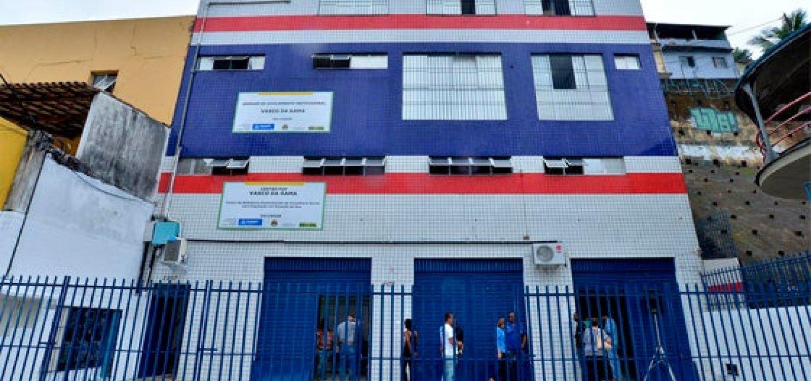 [ Criminosos furtam centro de atendimento a pessoas em situação de rua em Salvador]