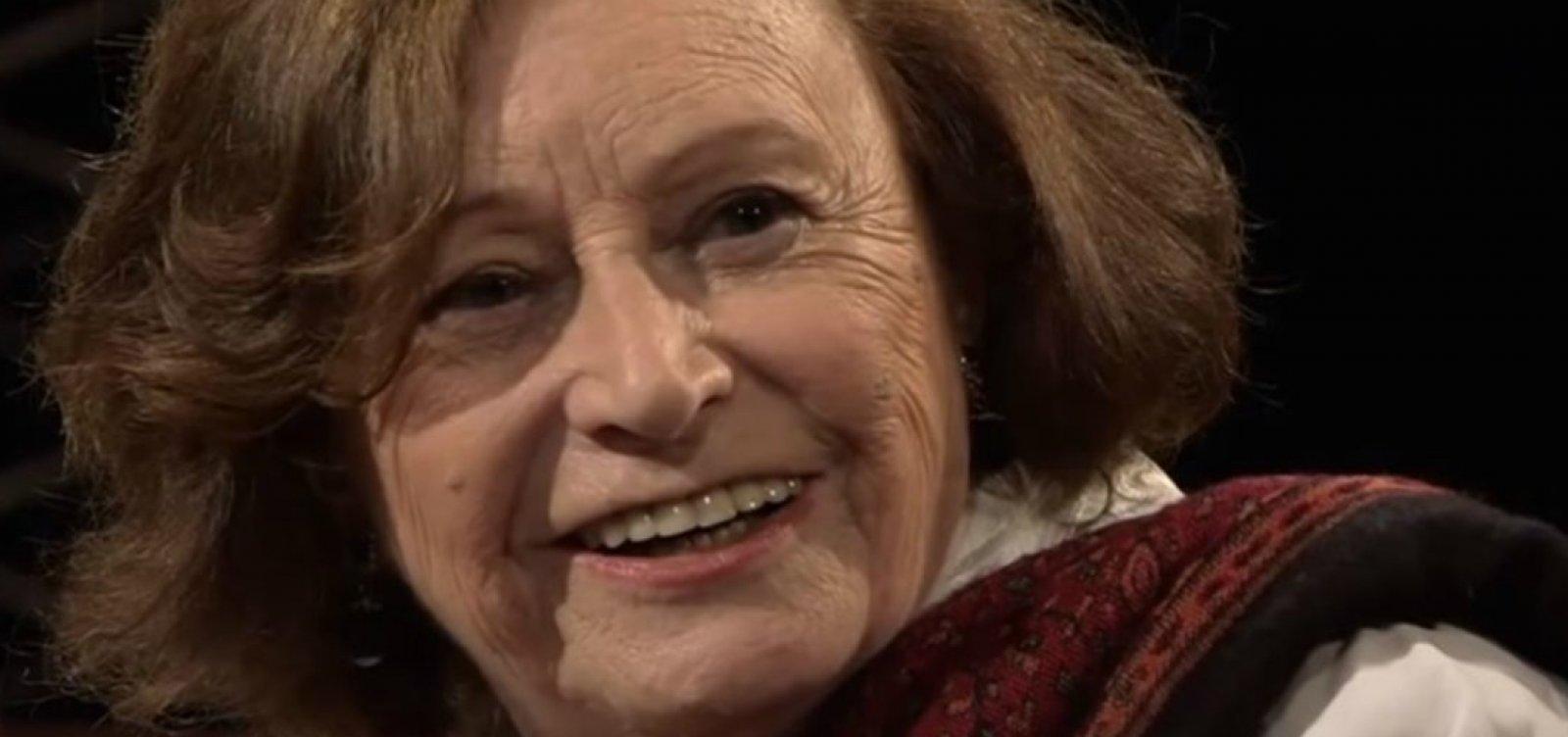 [Morre a atriz Sônia Guedes, aos 86 anos]