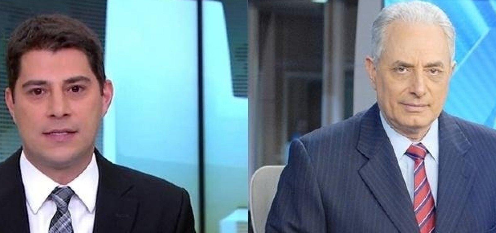 [Evaristo Costa e William Waack são os primeiros âncoras contratados pela CNN Brasil]