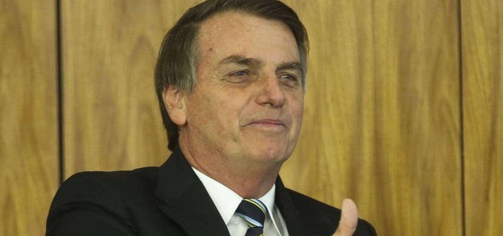 ['O Parlamento é meu e a Presidência é de vocês', diz Bolsonaro a deputados]