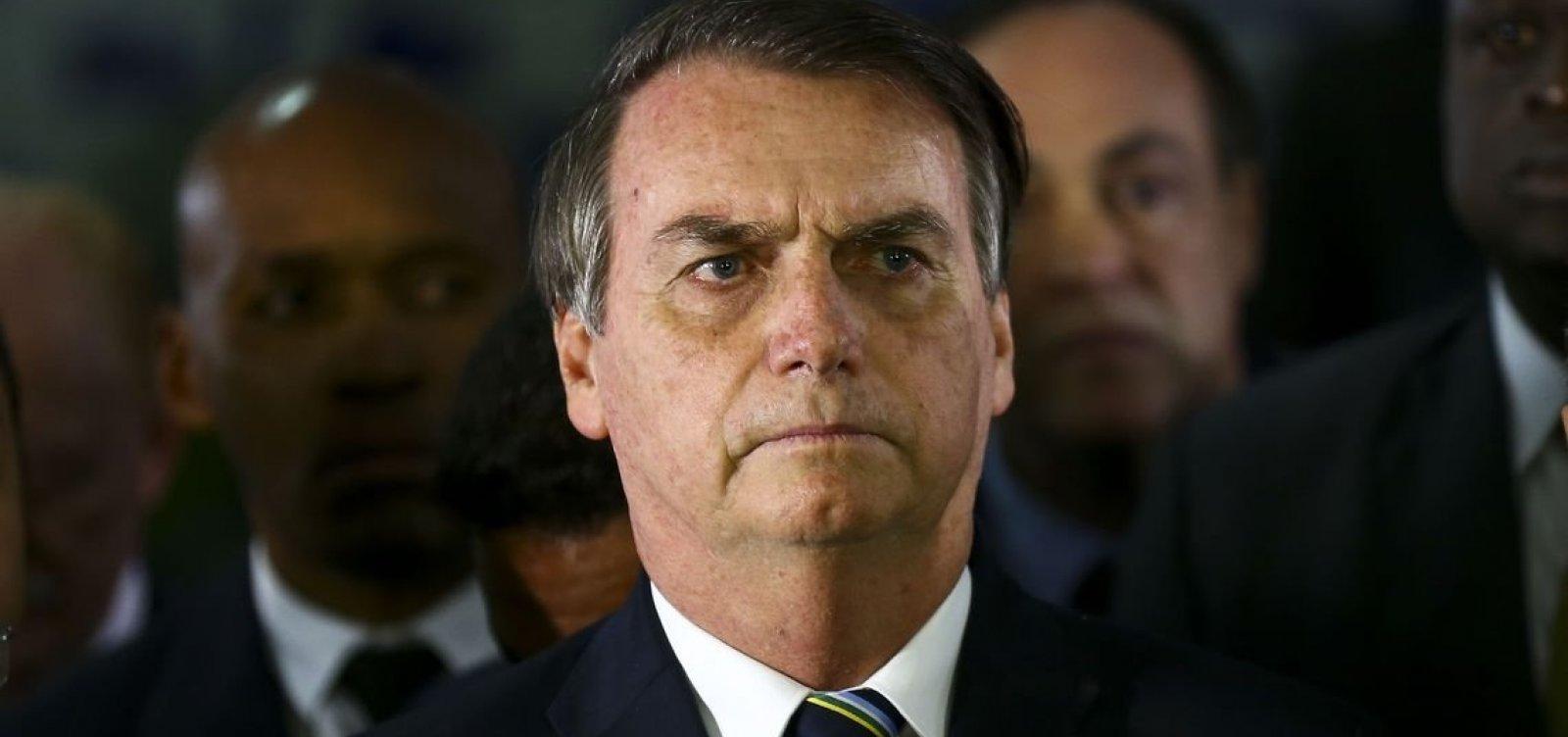 [Projeto de Bolsonaro acaba com multa no transporte de criança sem cadeirinha]
