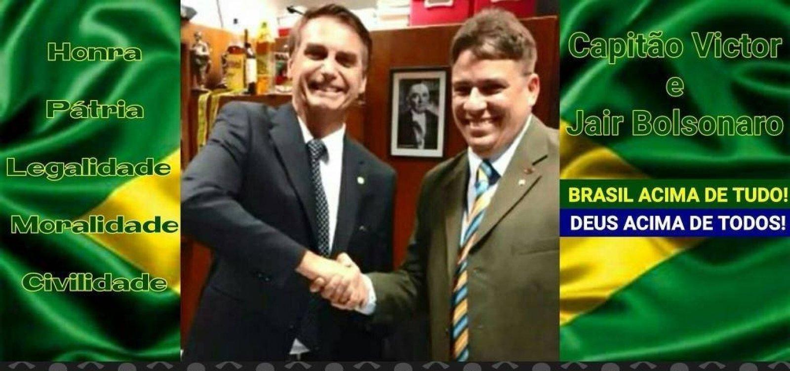 ['Amigo de Bolsonaro' é nomeado assessor da presidência da Petrobras]
