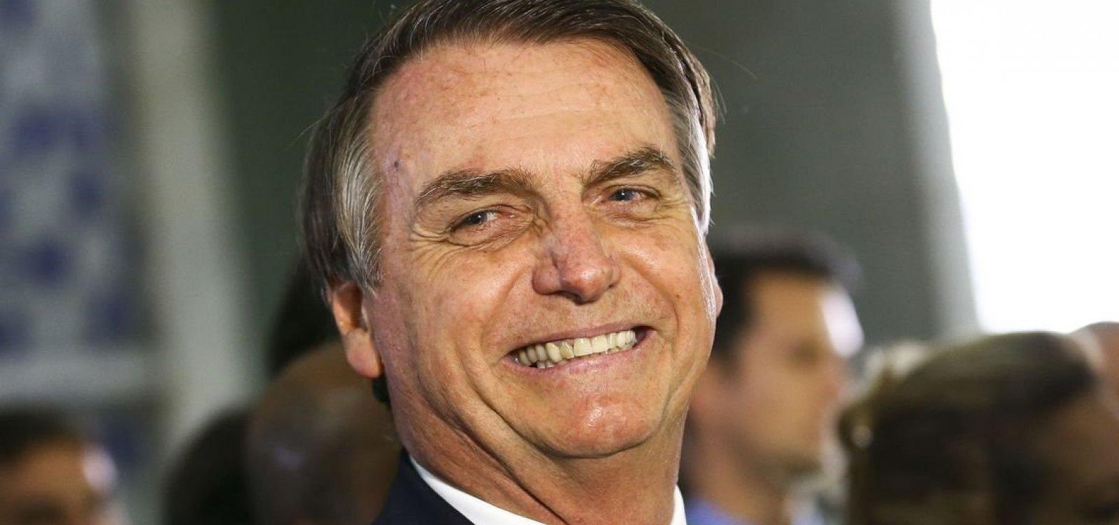 ['Por mim, eu botaria 60', diz Bolsonaro sobre pontuação para que CNH seja suspensa]