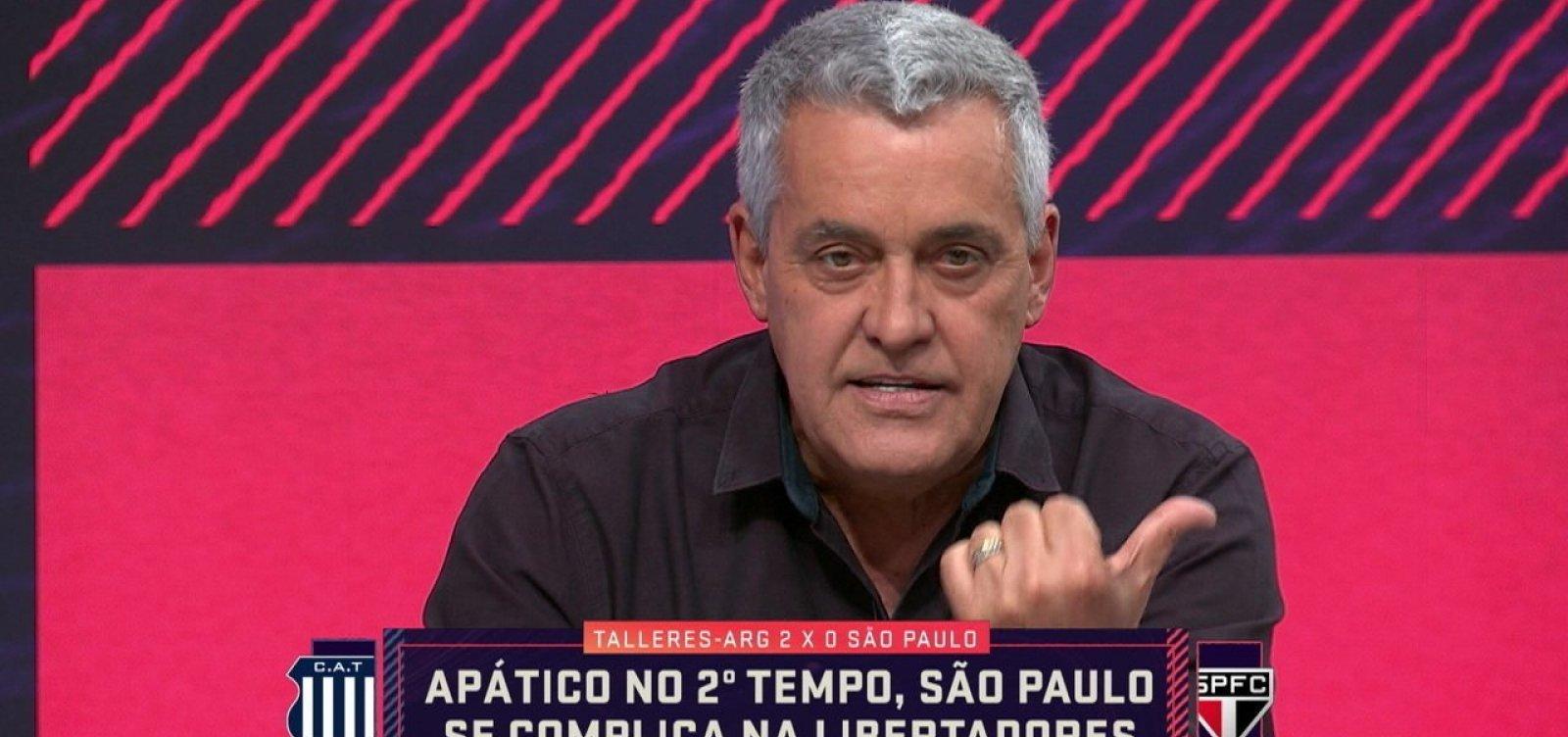 [Repórter da Globo é afastado após envolvimento em caso Neymar]