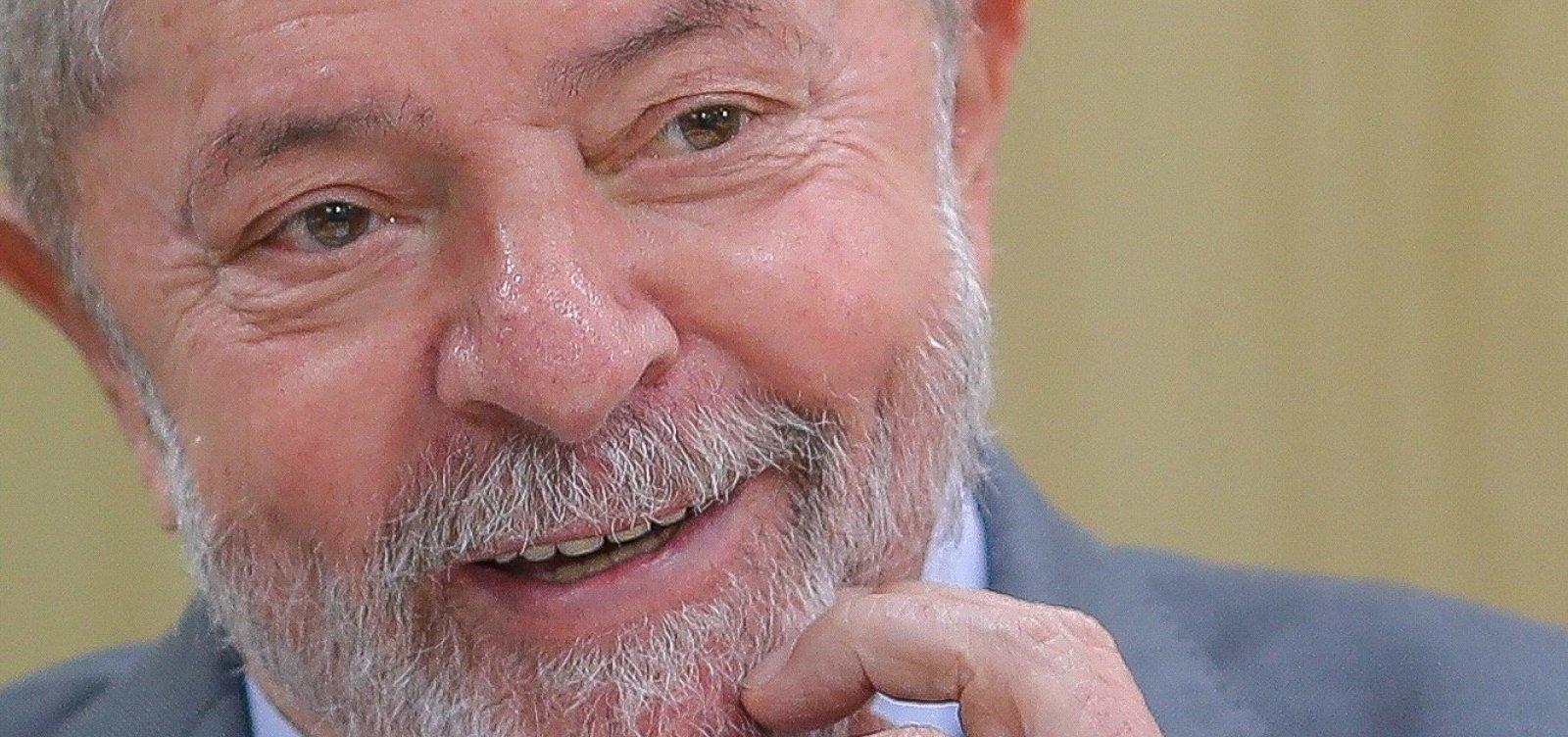 [Lula já informou a seus advogados que não aceitará usar tornozeleira, diz coluna]