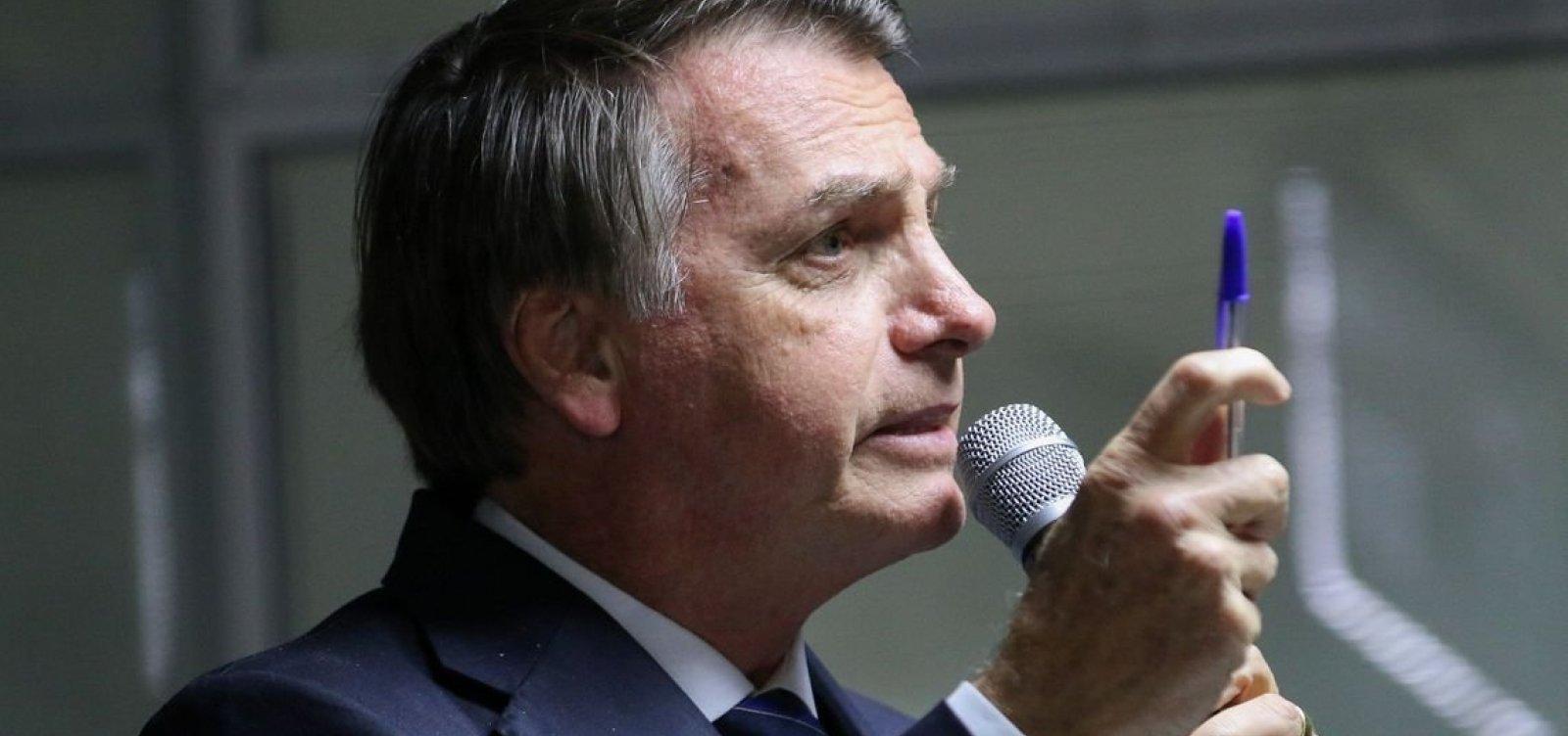 [Bolsonaro sanciona lei que permite internação involuntária de dependentes químicos]