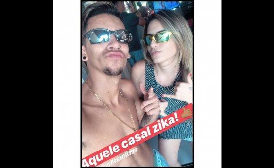 [Ex-namorada de Devinho Novaes acusa cantor de agressão: 'Vá tomar no c* era rotina']