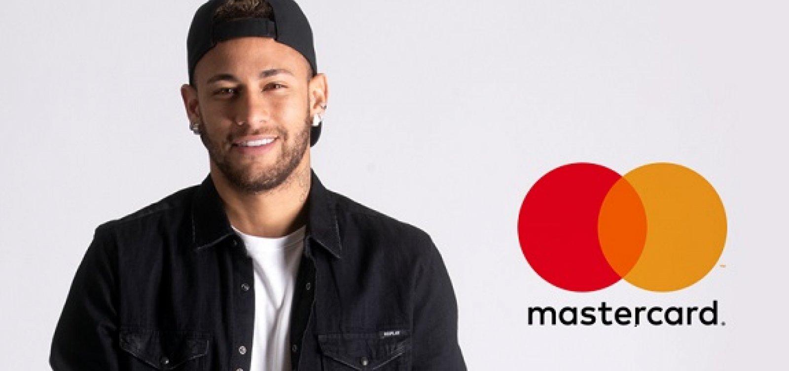 [Mastercard suspende campanha com Neymar após acusação de estupro]