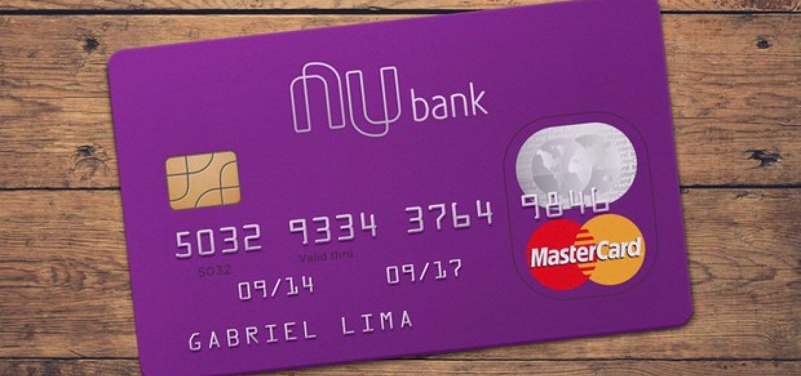 [Nubank negocia aporte liderado pelo fundo japonês SoftBank]
