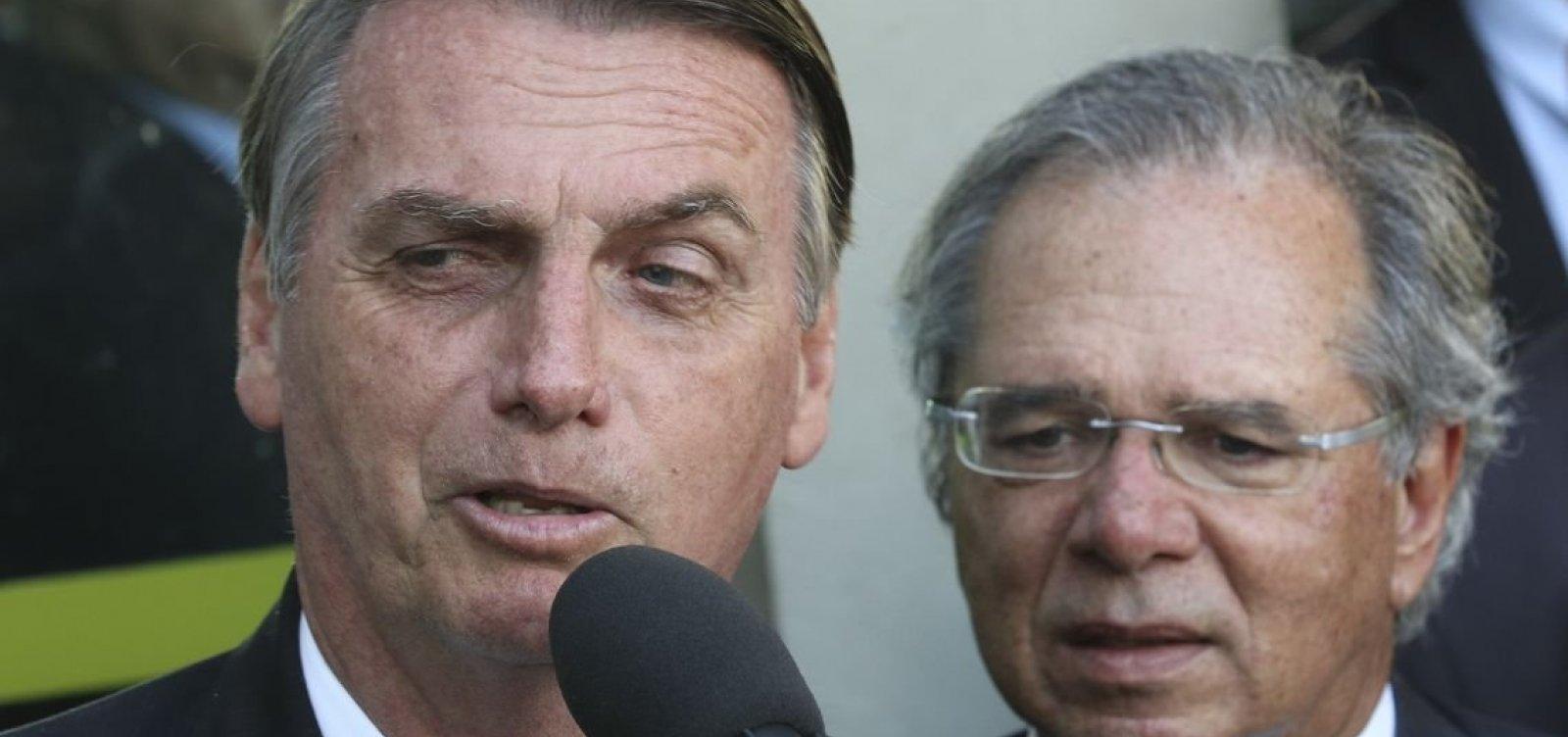 [PSL vai lançar ação a favor da nova Previdência com alusão ao 'posto Ipiranga' de Bolsonaro]