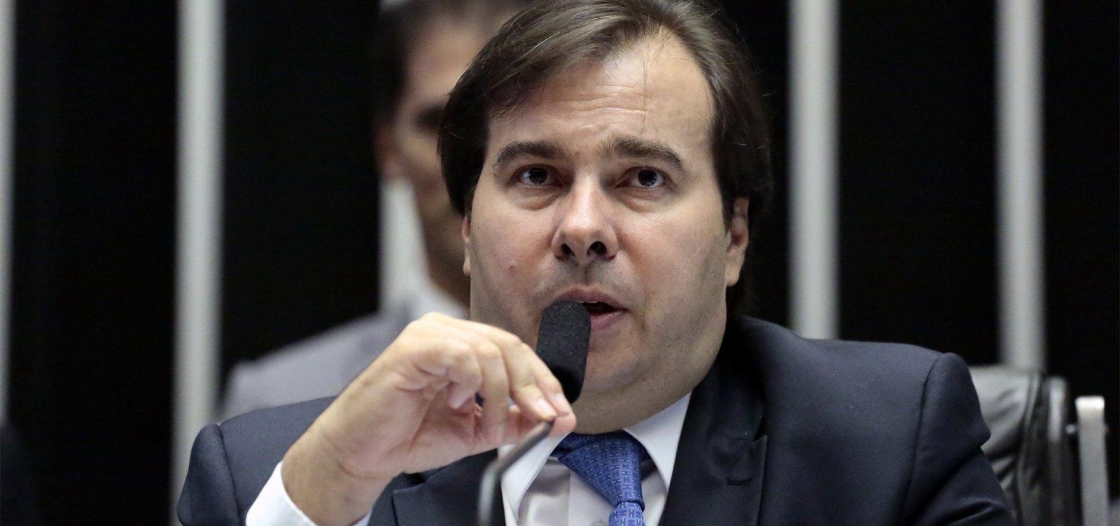 [Maia questiona moeda comum com Argentina: 'Vai desvalorizar o real?' ]