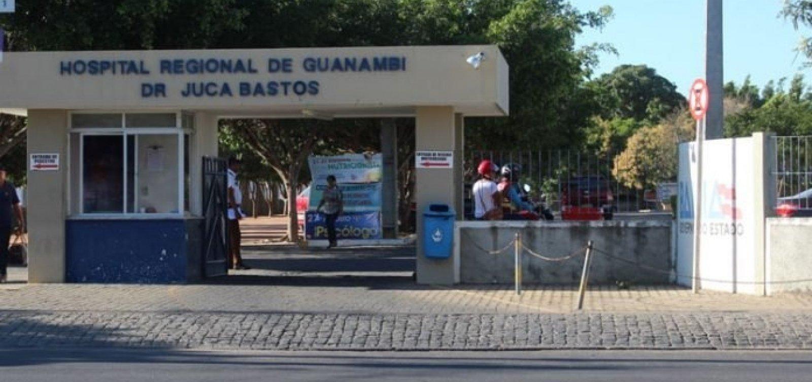 [MP ajuíza ação contra ex-diretor do Hospital Regional de Guanambi por improbidade]