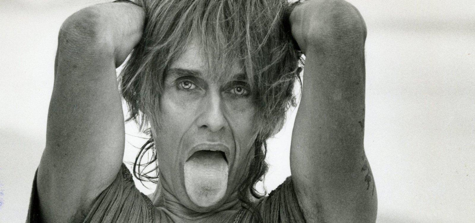 [Morre Serguei, ícone do comportamento rock'n'roll no Brasil, aos 85 anos ]