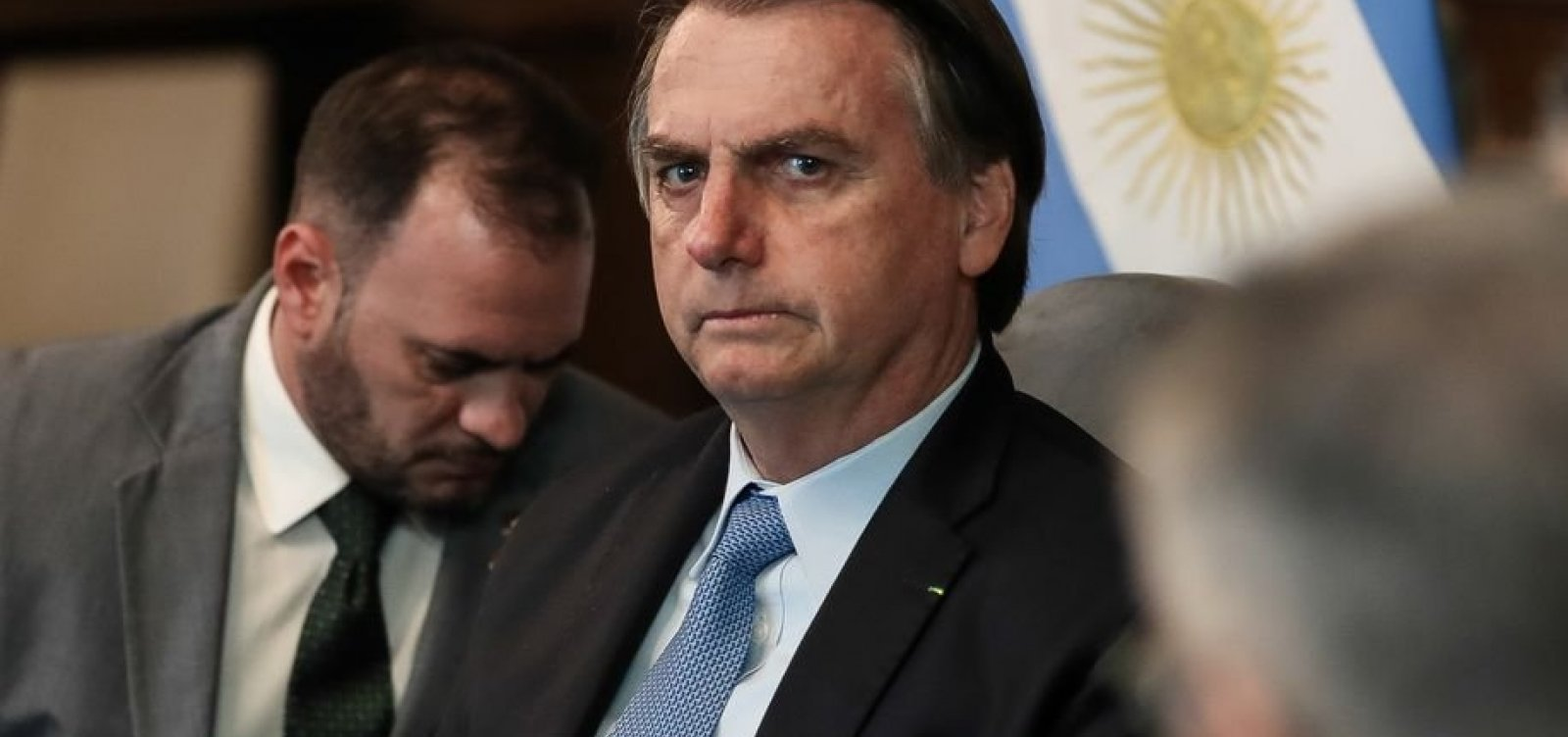 ['Eu deveria ser elogiado', diz Bolsonaro sobre fim de multa por ausência de cadeirinha]