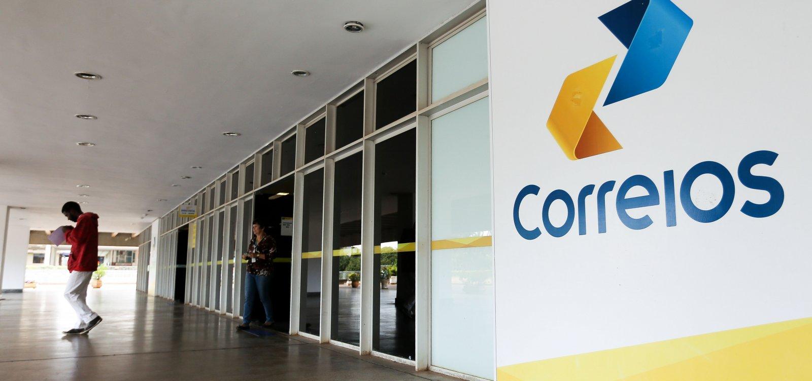 [Privatização dos Correios ganha força no governo, diz Bolsonaro]