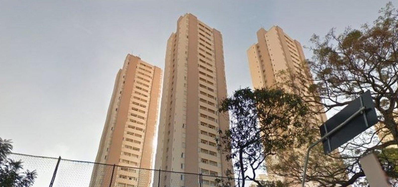 [Mãe joga recém-nascido do 10º andar de prédio em São Paulo]
