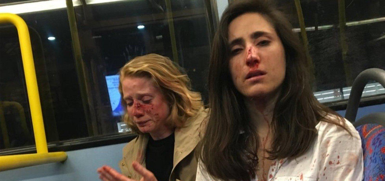 [Polícia de Londres detém quinto suspeito de agressão a lésbicas]