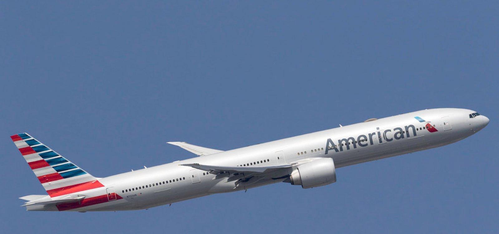 [American Airlines cancela voos com Boeing 737 MAX até setembro]