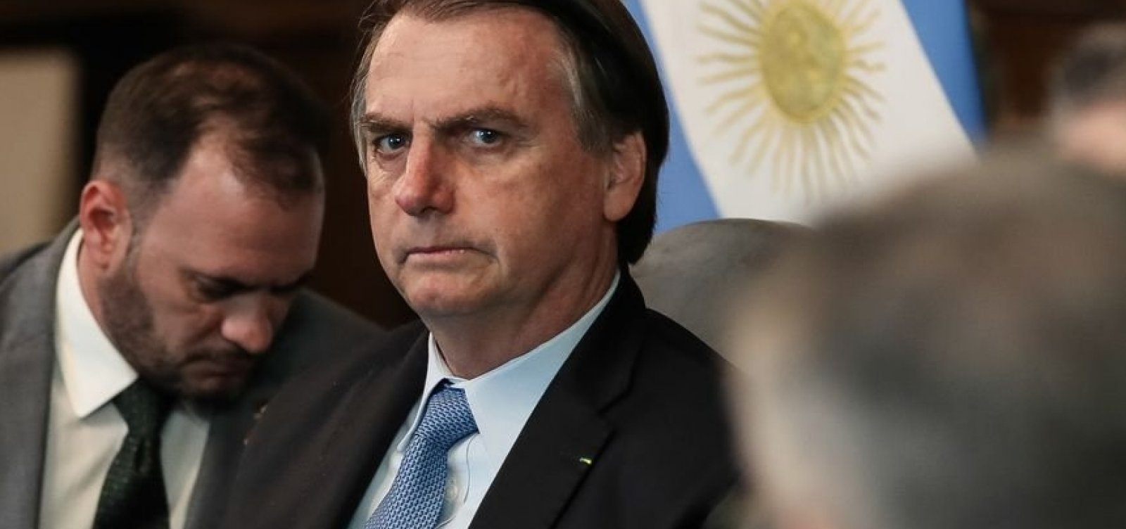 [Bolsonaro critica oposição por tentar adiar votação de crédito]